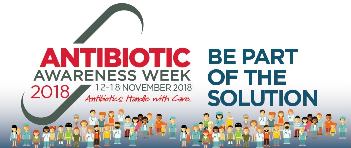 Antibiotic Awareness Week | November 12-18