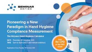 Pioneering a New Paradigm in Hand Hygiene Compliance Measurement